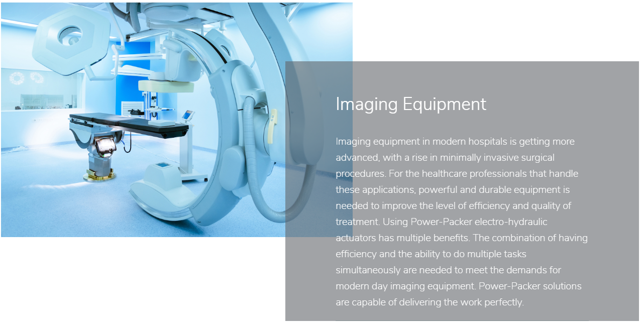 Imaging equipment slider